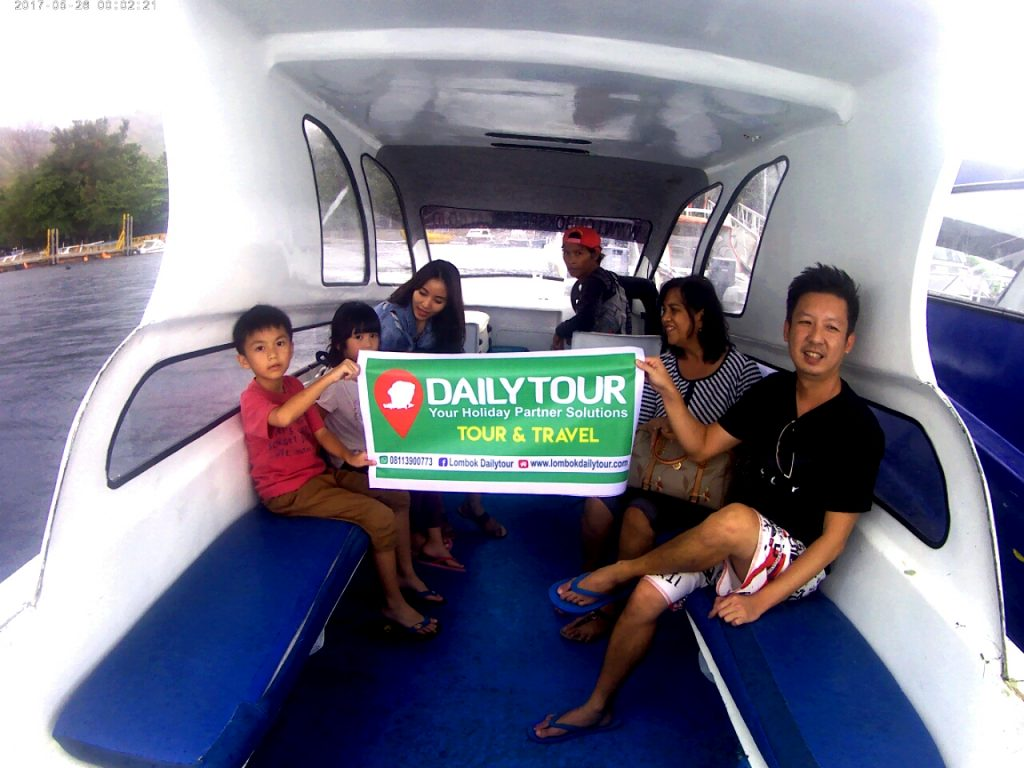 Private Speed Boat Snorkeling 3 Gili Option I