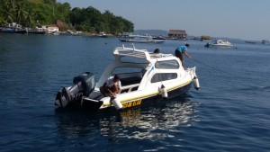 boat to gili trawnagan